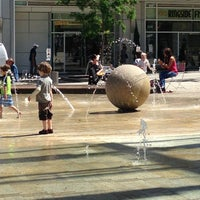 Photo taken at Director Park by Chris F. on 5/6/2013