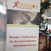 Photo taken at Xenagos – Personalberatung für Vertrieb by Christopher F. on 2/12/2014