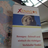 Photo taken at Xenagos – Personalberatung für Vertrieb by Christopher F. on 3/28/2014