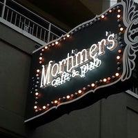 Photo taken at Mortimer's Cafe & Pub by Jeff F. on 8/23/2013