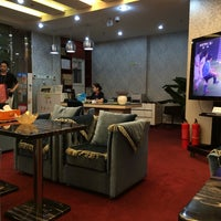 Photo taken at 中国移动 China Mobile VIP Lounge by RAPHAEL on 5/25/2014