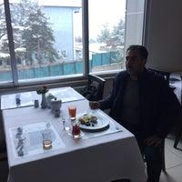 Photo taken at Divriği Hotel by İbrahim Ç. on 3/21/2017