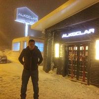 Photo taken at Alkoçlar Zone Lobby Bar by Ferhatti⚓️ on 12/30/2015