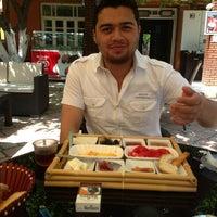 Photo taken at Kalyan Nargile Cafe by Zafer İ. on 6/7/2013
