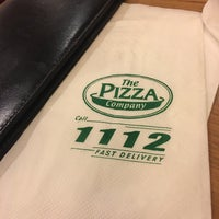 Photo taken at The Pizza Company by Tiky P. on 5/19/2018