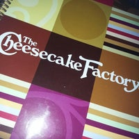 Photo taken at The Cheesecake Factory by William C. on 4/9/2013
