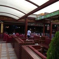 7/27/2013 tarihinde Musa Ş.ziyaretçi tarafından Son Osmanlı Nargile Cafe'de çekilen fotoğraf