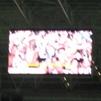 Photo taken at Arena Futebol by Diego S. on 5/3/2013
