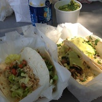 Photo taken at Taco Republic Truck by Adam H. on 8/25/2013
