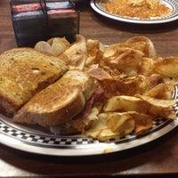 Photo taken at Carolina's Diner by David L. on 4/9/2015