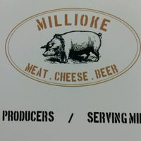 Photo taken at Millioke Meat. Cheese. Beer. by Bill F. on 7/3/2013