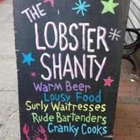 Photo taken at The Lobster Shanty by Kim M. on 6/4/2013
