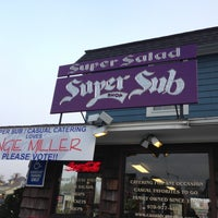 Photo taken at Super Sub by Kim M. on 5/6/2013