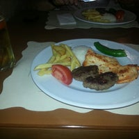 Photo taken at Vasco Restaurant by Özhan A. on 4/3/2013