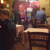 Photo taken at Taverna Moriggi by Carlos G. on 10/25/2013