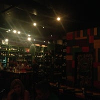 Photo taken at (Vin'tij) Wine Boutique & Bistro by sherrod p. on 8/11/2013