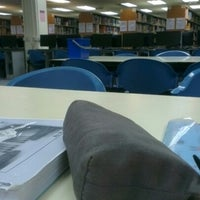 Photo taken at Taylor's College Library by Chook W. on 10/27/2012