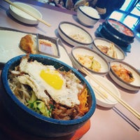 Photo taken at Jun's House Korean Restaurant by Dan T. on 8/24/2014