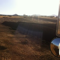 Photo taken at Triple J Farms - Diestel Compost Manufacturing Facility by Michelle E. on 7/8/2013