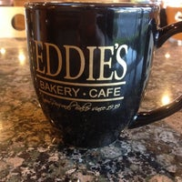 Photo taken at Eddie's Bakery Cafe by Amy L. on 10/13/2014