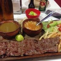 Photo taken at Arrachera's Grill by Amer M. on 8/18/2014