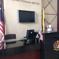 Photo taken at Blok B8, Parcel B, Putrajaya by Diana K. on 11/19/2014