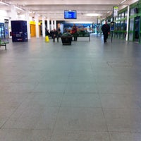 Photo taken at Broadmarsh Bus Station by Karla F. on 4/21/2013