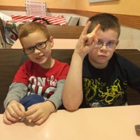 Photo taken at Frank's Pizza & Pasta by Christopher R. on 1/4/2014