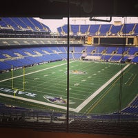 Photo taken at M&T Bank Stadium by Courtney L. on 8/13/2013