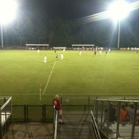 Photo taken at Alumni Stadium by Keith T. on 9/22/2012