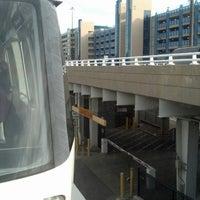 Photo taken at Terminal 1 Tram by Randi G. on 10/8/2013