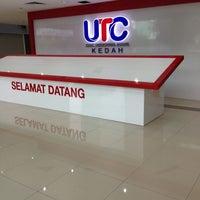 Photo taken at Urban Transformation Centre (UTC) by Whist B. on 7/15/2013
