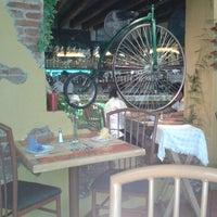Photo taken at La Bicicleta by Javier P. on 7/7/2013