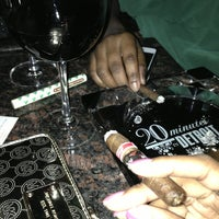 Photo taken at La Casa De La Habana Cigar Bar by LiLi S. on 1/31/2013