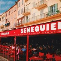 Photo taken at Senequier by Valhery E. on 7/19/2013