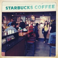 Photo taken at Starbucks by Delphine T. on 7/6/2013