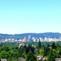 Photo taken at Mt. Tabor Park by Scott A. on 7/2/2013
