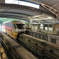 Photo taken at RapidKL Medan Tuanku (MR9) Monorail Station by Scott A. on 2/10/2018
