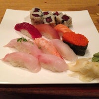 Photo taken at Takahachi by East Village Eats on 12/9/2012