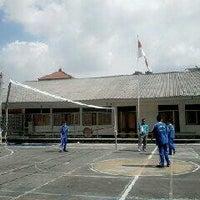Photo taken at SMK PU Provinsi Jabar by Wulan N. on 4/10/2013