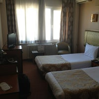Photo taken at Artıç Hotel by Михаил Ш. on 5/9/2015