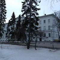 Das Foto wurde bei Нижегородский государственный художественный музей von Михаил Ш. am 4/4/2013 aufgenommen