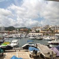 Photo taken at Osteria del porto by Liubov M. on 9/15/2013
