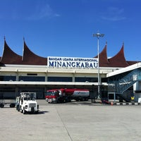 Photo taken at Minangkabau International Airport (PDG) by Ananta P. on 7/22/2013