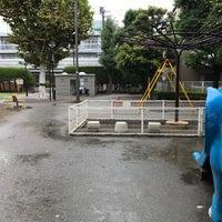 Photo taken at 豊島区立高田第二公園 by キャシー on 9/13/2018