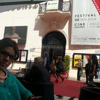 Foto diambil di Café Teatro Romano oleh Francisco Miguel C. pada 4/21/2013
