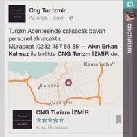Photo taken at C.N.G TURİZM by Akın Erkan K. on 5/1/2015