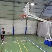 Photo taken at Beden Eğitimi ve Spor Yüksekokulu by Muhammed Nurullah Ö. on 4/28/2013