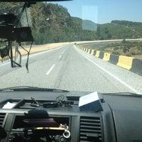 Photo taken at Ula Kanyonu by Muhammet A. on 8/9/2013