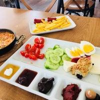 Photo taken at Taşkent Fırın Cafe by GamZe . on 3/18/2018